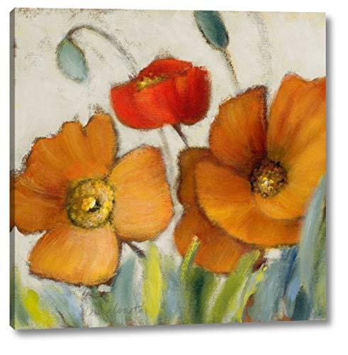 Poppy Splendor Square III by Lanie Loreth - 28