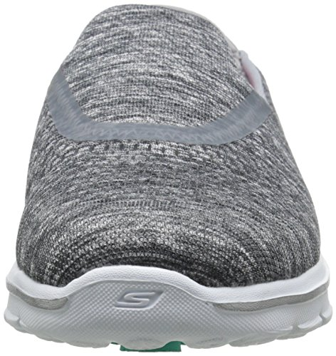 Skechers Go Walk 3renew - Zapatillas Mujer Gris - gris (Gry)