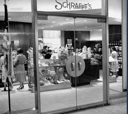 Photo Entrance Schraffts Restaurant Rockefeller Center