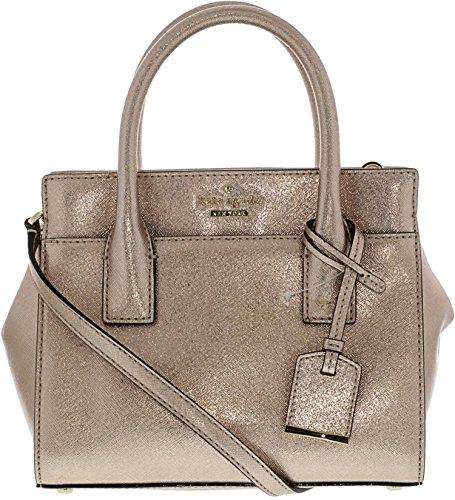 Kate Spade Gold Handbag - 1