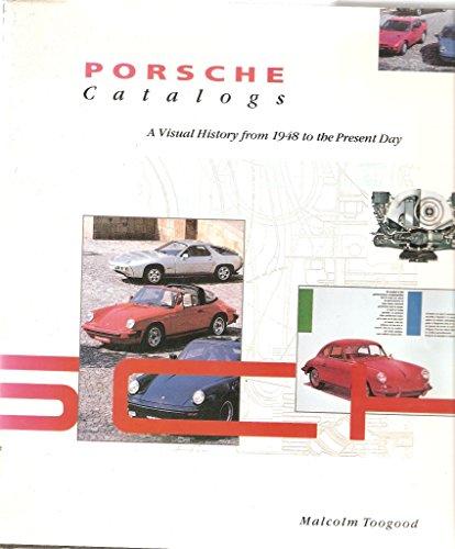 Porsche Catalogs