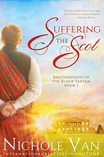 Suffering the Scot (Brotherhood of the Black Tartan Book 1) -