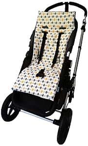 Tivoli Couture Nu Comfort Memory Foam Stroller Pad And