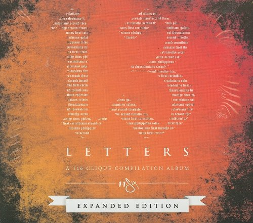 13 Letters Expanded Edition CD and DVD Combo by Reach Records
