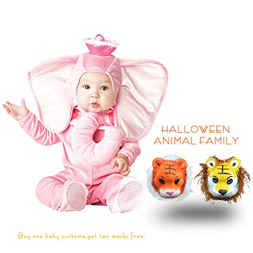 Unisex Kids Sized Halloween Baby Costumes Family Cosplay (Baby Parent Halloween Costume Ideas)