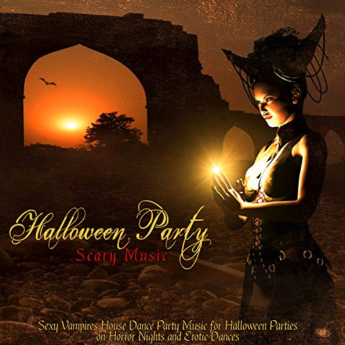 Halloween Party Scary Music - Sexy Vampires House Dance Party Music for Halloween Parties on Horror Nights and Erotic Dances]()