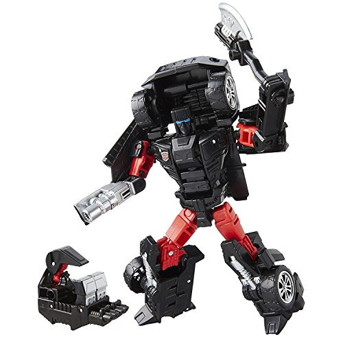 Transformers Generations Combiner Wars Deluxe Class Trailbreaker