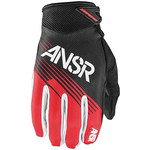 Answer-Racing-Syncron-Mens-Dirt-Bike-Motorcycle-Gloves-Red