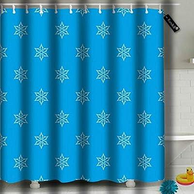 Amazon.com: Shower Curtain Set Ninja Shuriken Star Weapon ...