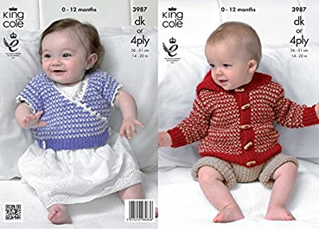 fb2488947 King Cole Baby Jacket