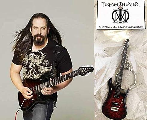 Llavero Guitarra Música Hombre John Petrucci Bfr: Amazon.es ...