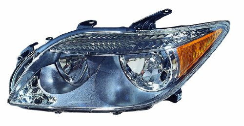 Car Driver Scion Tc (Depo 312-1189L-UFD2 Scion T-C Driver Side Headlight Unit)