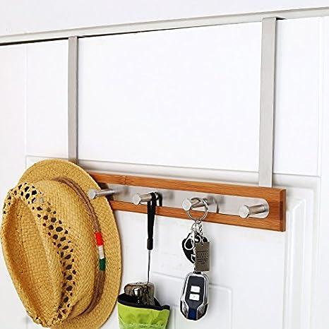 Nails dietro la porta hook-free camera da letto appendiabiti da ...