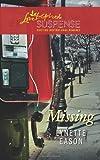Missing, Lynette Eason, 0373444265