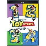 Coleção Toy Story - 4 Discos