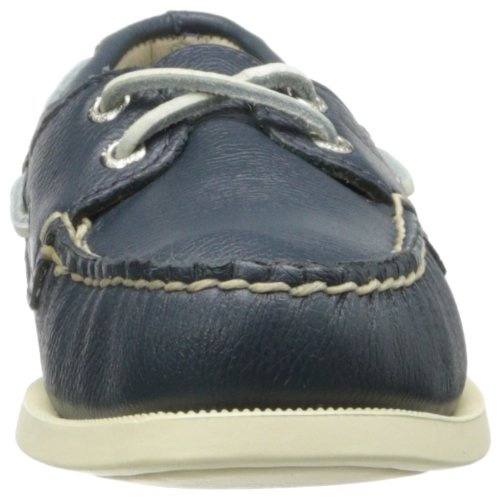 Authentic Women's Shoe Two Sperry Top Eye Navy Original Boat Sider qESRqa8t