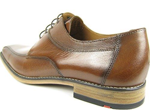 Lloyd Shoe 15-300-14 Braun