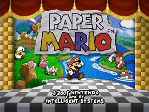 Paper Mario - Wii U [Digital Code] (Wii Ware Code)