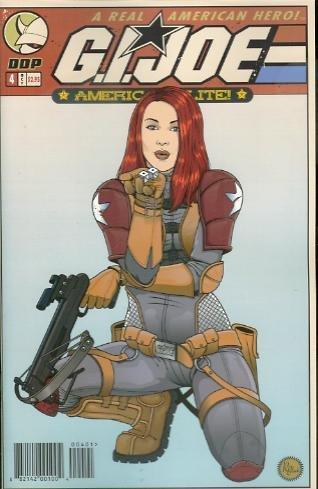GI Joe America's Elite #4 (GI Joe A Real American Hero) pdf