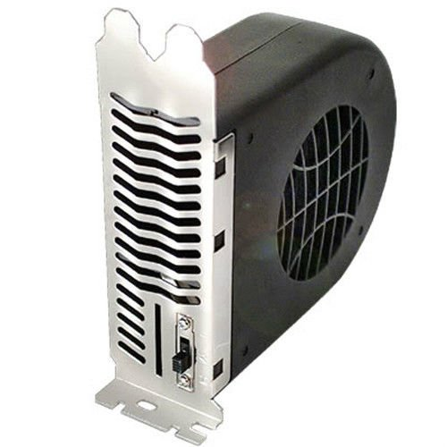 Antec Super Cyclone Blower, Dual PCI Expansion Slot Cooling Fan