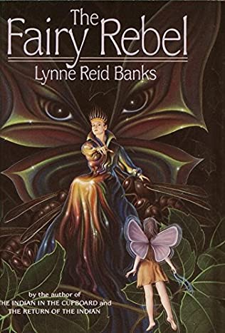 book cover of The Fairy Rebel