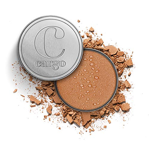 (Cargo Cosmetics - Swimmables Longwear Bronzer, High Pigment, Buildable, Blendable, Water Resistant Bronzer)