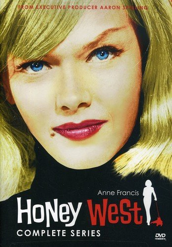 (Honey West: The Complete Series (Fullscreen B&W))