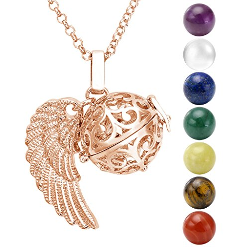 Pendant Natural Chakras Healing Necklace