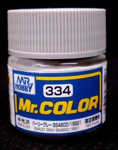 Mr.カラー C334 バーリーグレBS4800/18B21