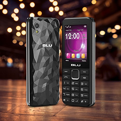 BLU-Tank-3-GSM-Unlocked-Dual-Sim-Cell-phone-with-1900-mAh-Battery-Grey