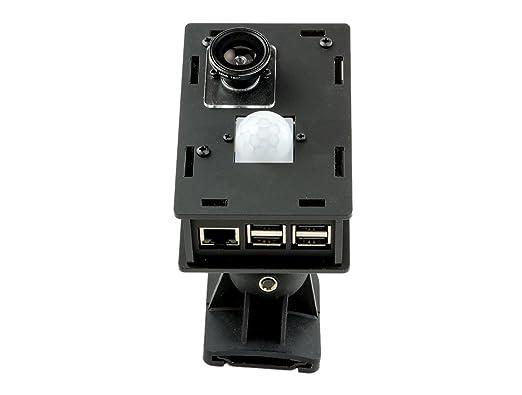 ModMyPi - Pi PIR Sensor de movimiento cámara caja Bundle - B +/2/3: Amazon.es: Informática