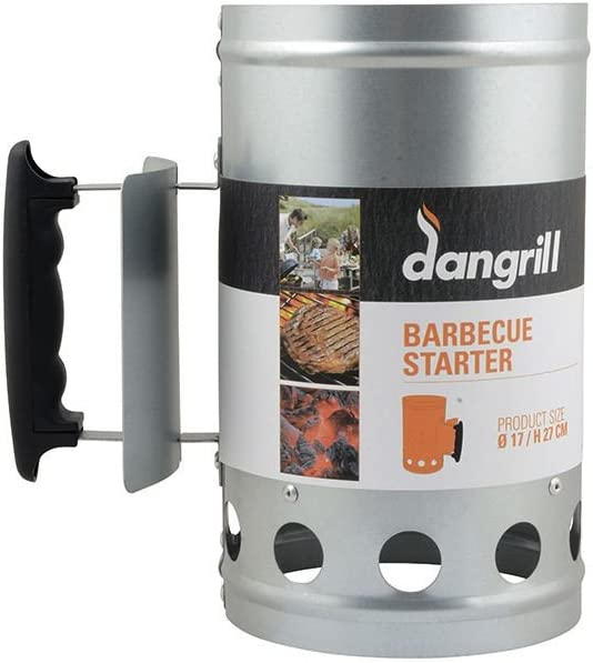 Dangrill BBQ - Chimenea de Encendido (27 cm)