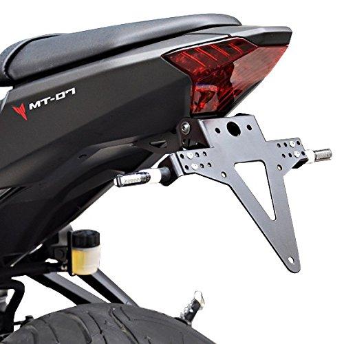 Support de Plaque Yamaha MT-07 14-18 MP