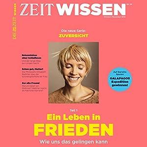 ZeitWissen, Oktober / November 2016 Audiomagazin