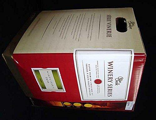RJ Spagnol's Winemakers Trio White Winemaking Kit (Trio Wine)