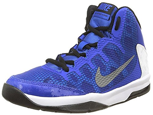 Nike Kids Senza Dubbio Ps Gioco Di Scarpe Da Basket Royal / Reflect Silver