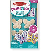 Melissa & Doug Decorate-Your-Own Wooden Butterfly Magnets...