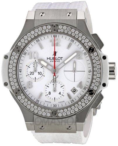 Hublot Big Bang St. Moritz Diamond Automatic Chronograph Watch - 342.SE.230.RW.114 ()
