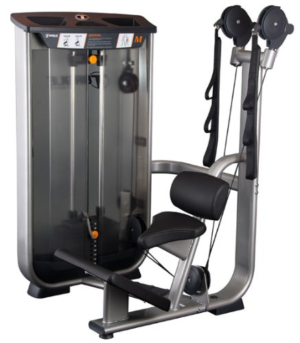 Torque Fitness M8 Circuit Series Commercial Abdominal Machine with Selectorized Weight Stack by Ironcompany.com