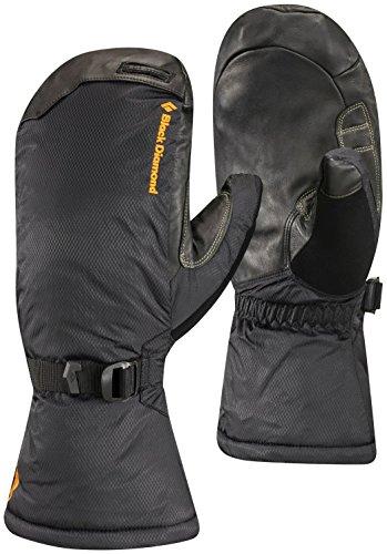 - Black Diamond Super Light Mitts Cold Weather Gloves, Black, Large