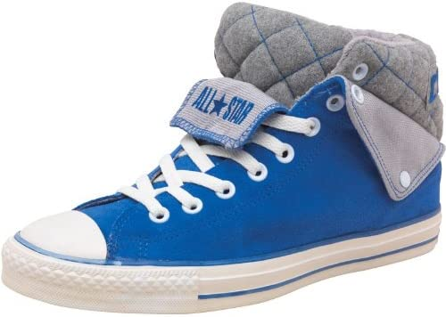 Converse Baskets Montantes CT All Star Peel Back Homme Gris