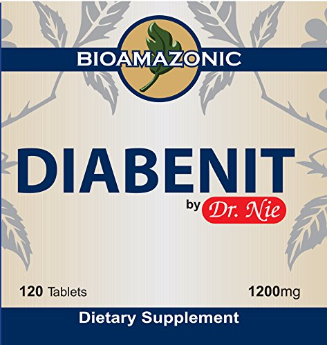 Amazon.com: DIABENIT - Revertir Diabetes,Funcion Metabolica - Dr. NIE - Somos Natura - 120 Capsules: Health & Personal Care