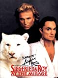 Siegfried And Roy Poster 24x36