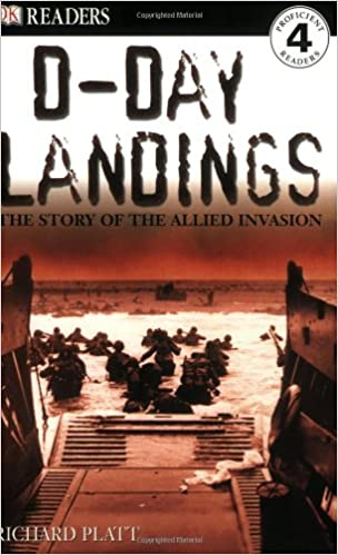 Book DK Readers L4: D-Day Landings: The Story of the Allied Invasion (DK Readers: Level 4)