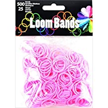 Touch of Nature 50620 Loom Bands Light Pink Value Pack