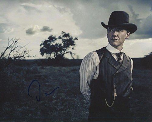 David Wilson Barnes Signed Autograph Son Phineas McCullough 10x8 Photo COA pj
