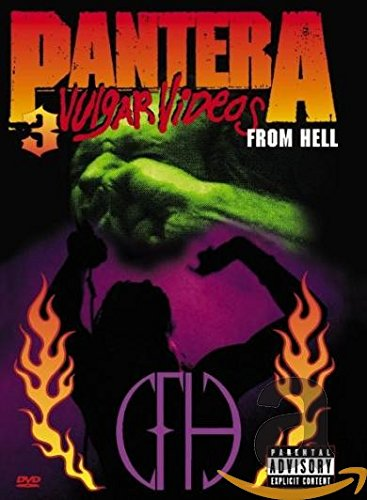 Pantera: 3 Vulgar Videos from Hell by East/West Records
