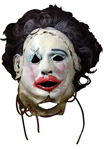 Trick Or Treat Studios - The Texas Chainsaw Massacre Adult Leatherface Pretty Woman Mask - Standard -