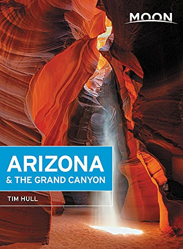 Moon Arizona & the Grand Canyon (Travel Guide) (Best Description Of The Grand Canyon)