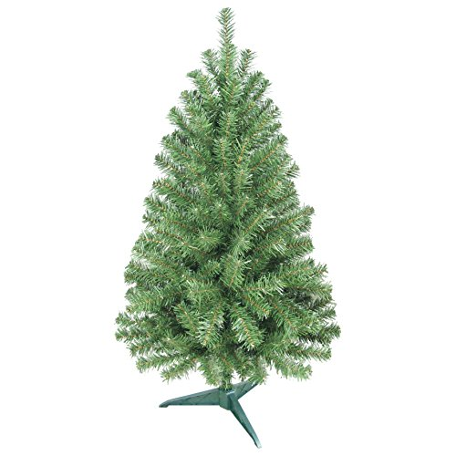 4ft Eco-Friendly Oncor Christmas Pine Tree (Pine Tree Christmas)